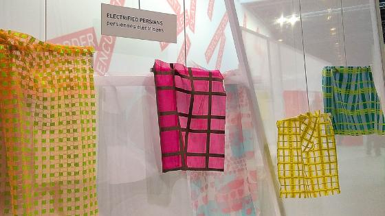 fabric trade show