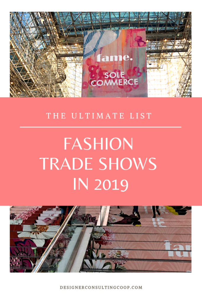 Fashion Trade Shows 2019 Coterie Moda New York City