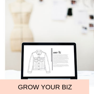 How to start a clothing line fashion business consultant